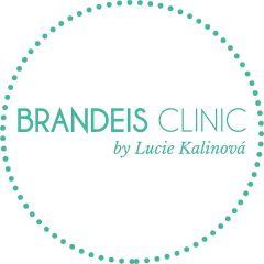 logo brandeis clinic by lucie kalinova