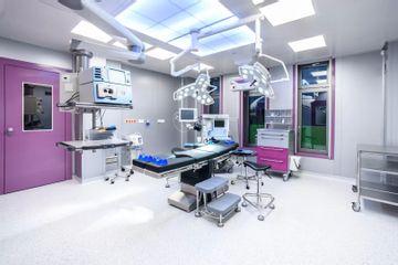 GIA clinic operační sál