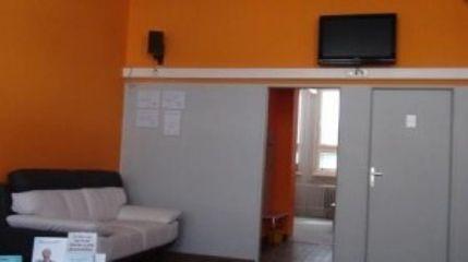 čekárna TV M gate klinika web