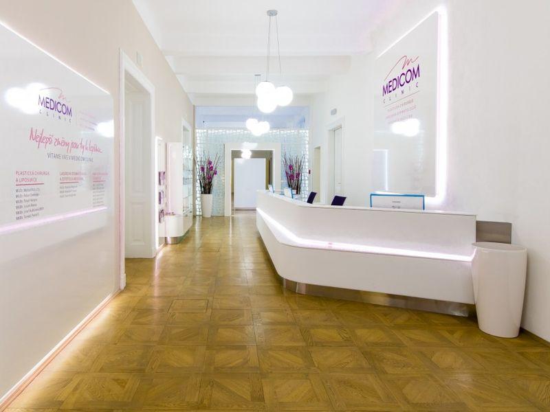 MUDr. Eva Harapátová - MEDICOM Clinic