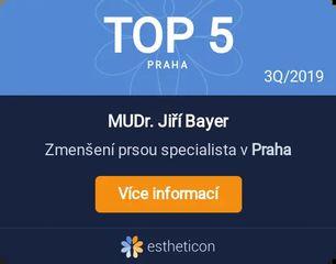 TOP5 Zmenseni Prsou MUDr Bayer 3Q 2019