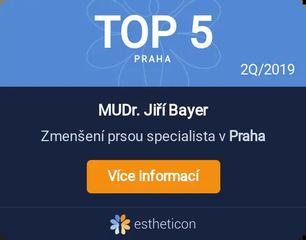TOP5 Zmenseni Prsou MUDr Bayer 2Q 2019