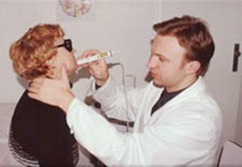 laseroterapie