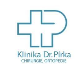 Klinika dr.Pirka logo