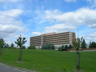 nemocnice lochotin