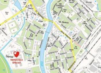 mapa breclav