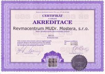 certifikat sak cr