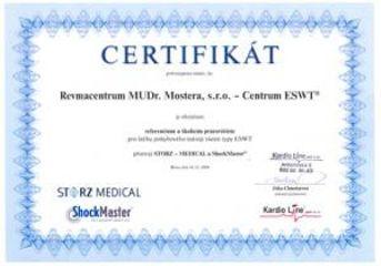 certifikat eswt
