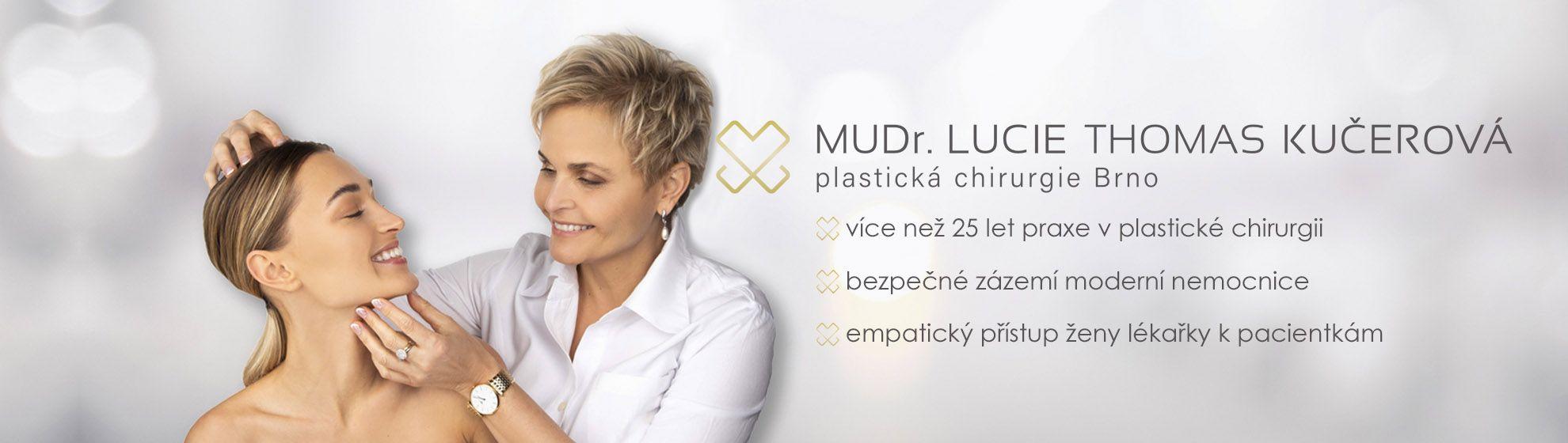 MUDr. Lucie Thomas Kučerová