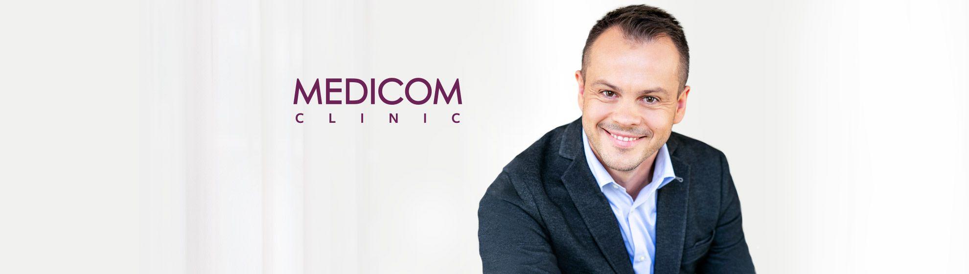Prim. MUDr. Pavel Horyna - MEDICOM Clinic