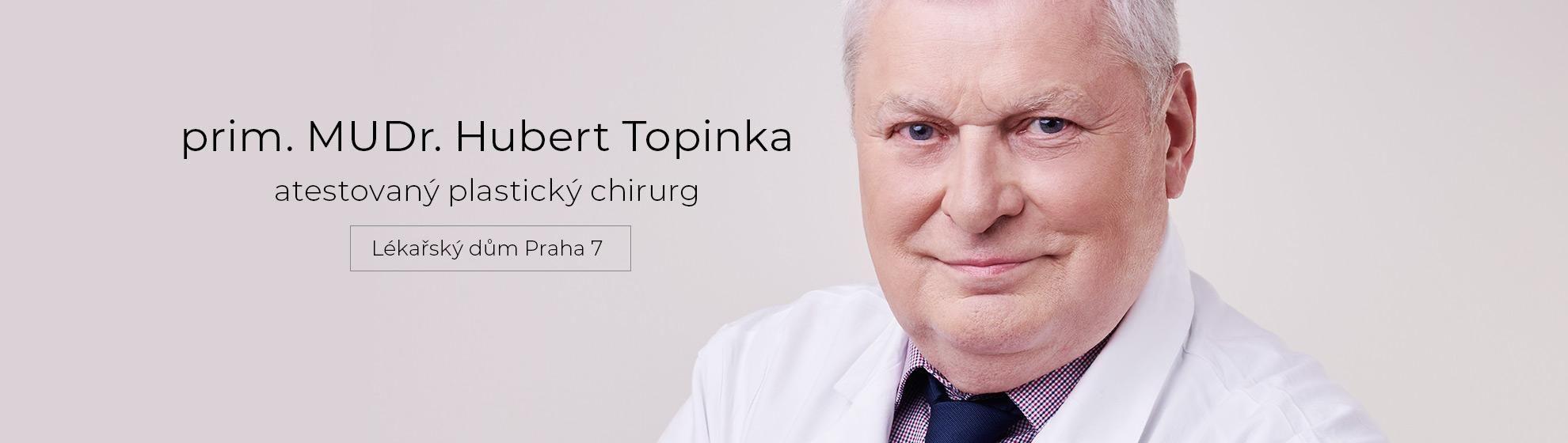 Prim. MUDr. Hubert Topinka