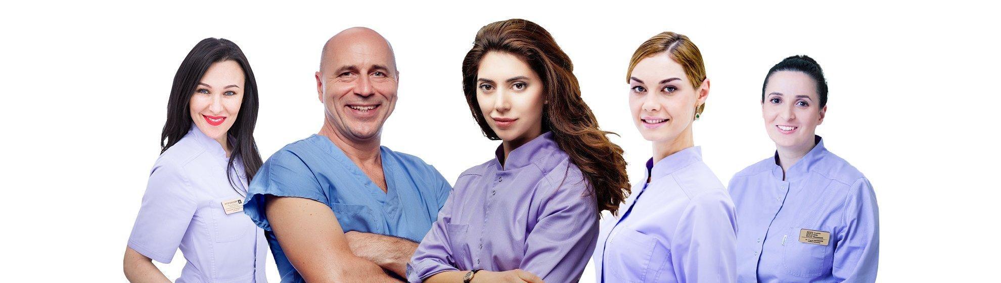 Mediestetik, skupina klinik
