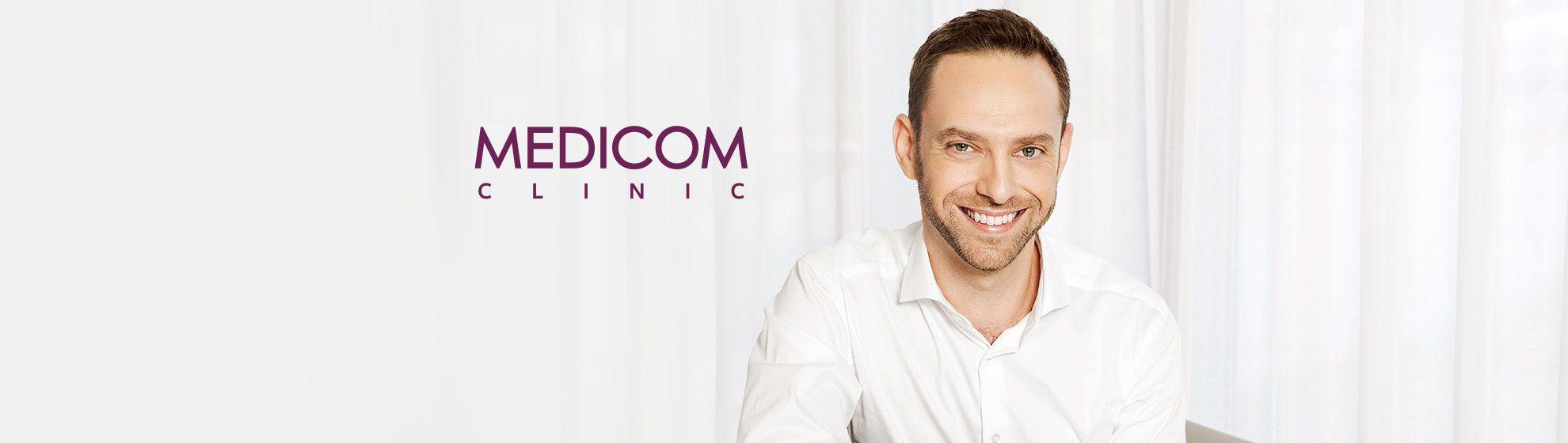 MUDr. Petros Christodoulou - MEDICOM Clinic