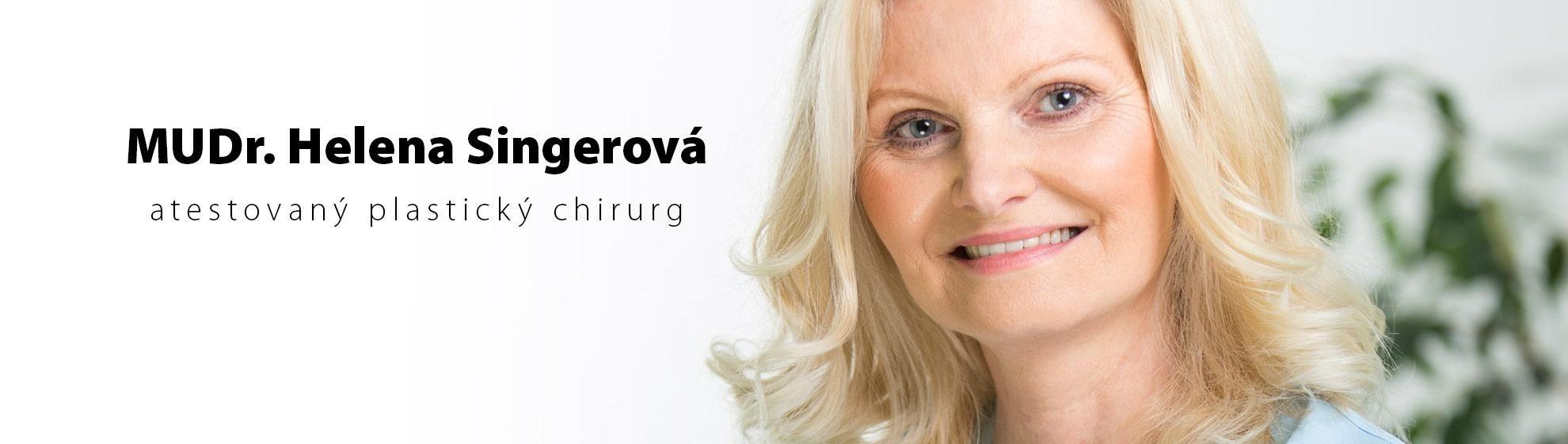 MUDr. Helena Singerová