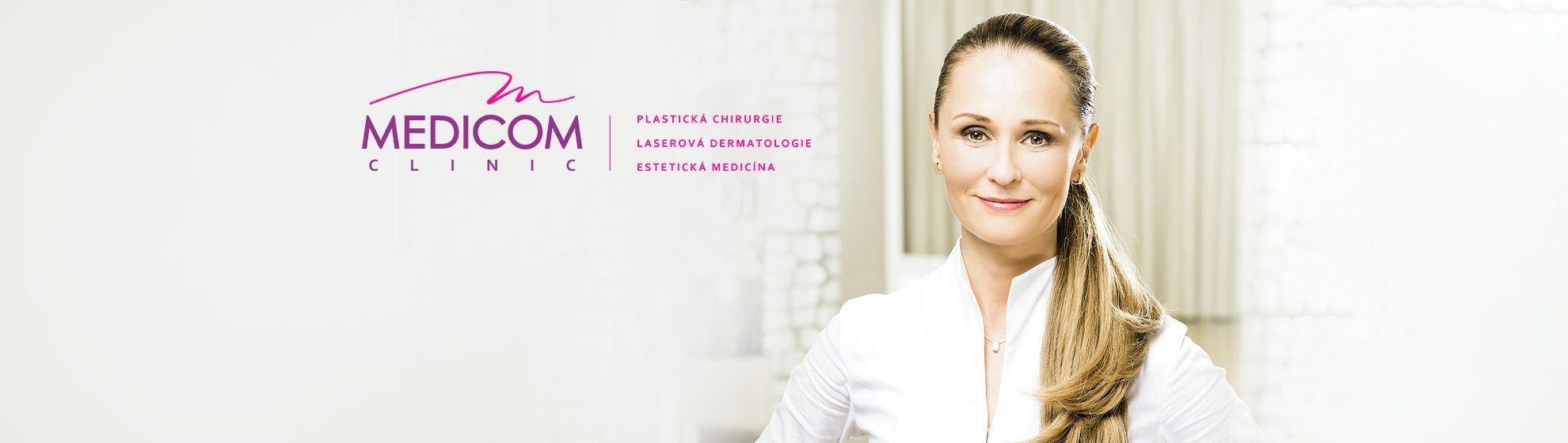 MUDr. Katarína Třísková - MEDICOM Clinic