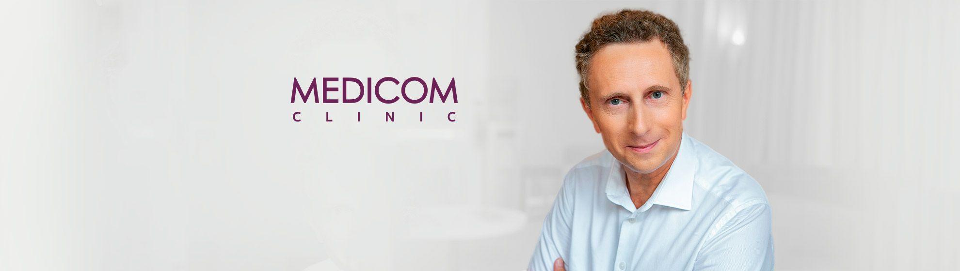 MUDr. Michal Puls CSc. - MEDICOM Clinic