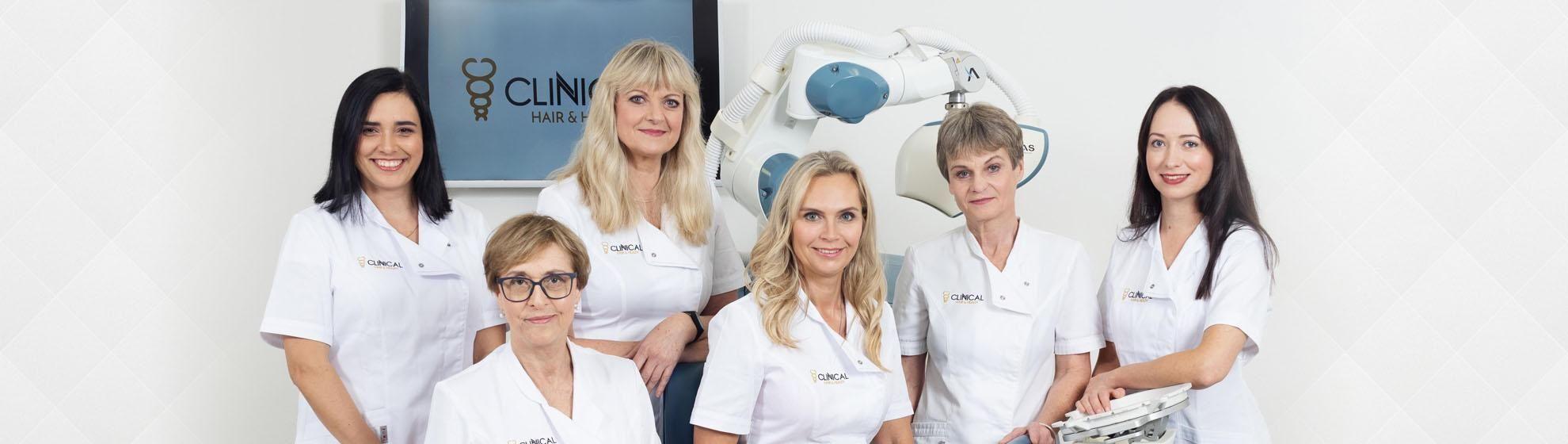 CLINICAL HAIR&HEALTH Vlasové centrum a klinika zdraví