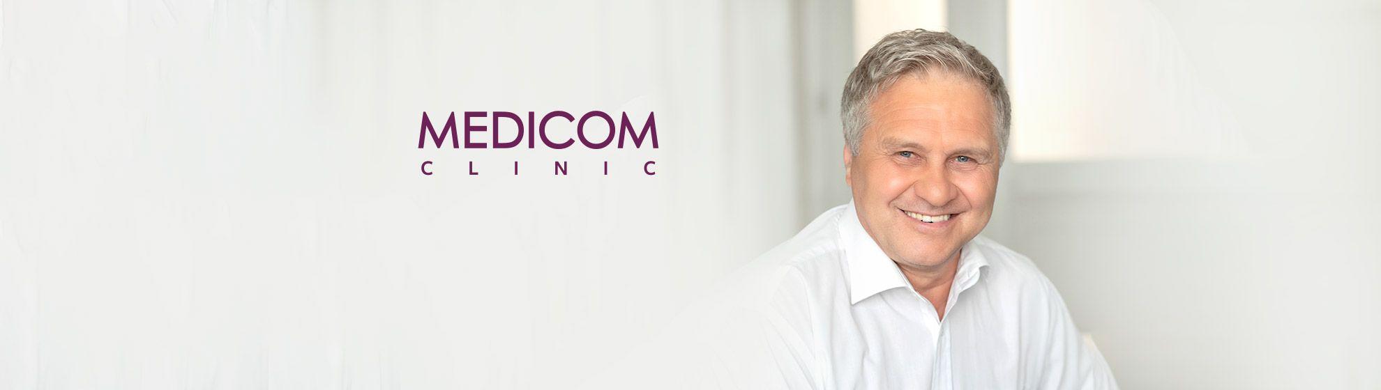 MUDr. Peter Ondrejka - MEDICOM Clinic