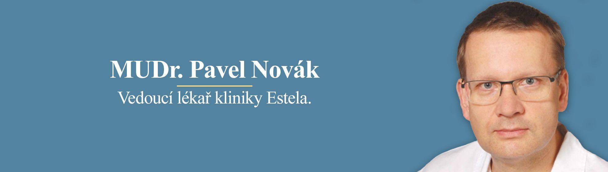 MUDr. Pavel Novák
