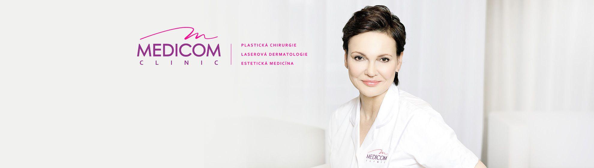 MUDr. Iva Obstová - MEDICOM Clinic