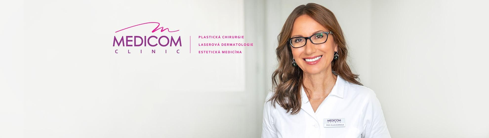 MUDr. Klaudia Dvořáková - MEDICOM Clinic