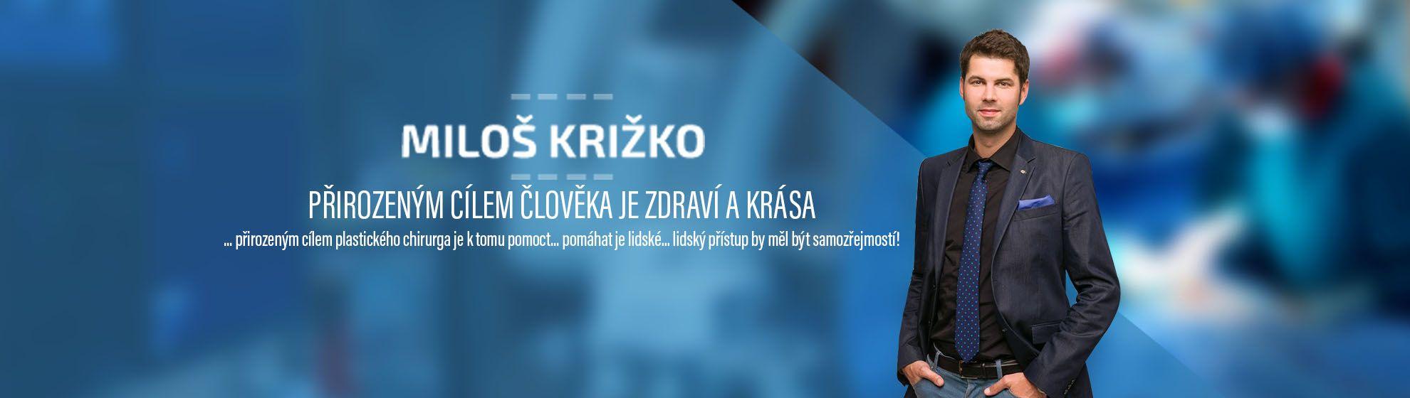 MUDr. Miloš Križko