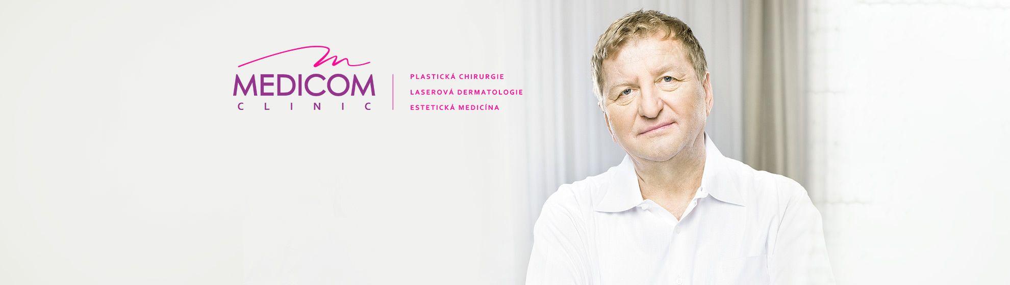 Prof. MUDr. Pavel Brychta CSc. - MEDICOM Clinic