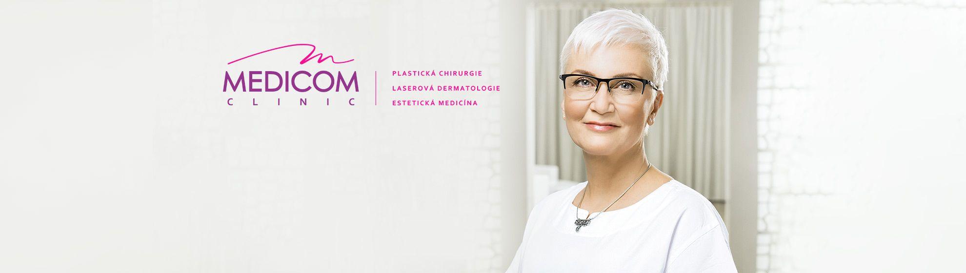 MUDr. Sabina Sellner Ph.D. - MEDICOM Clinic