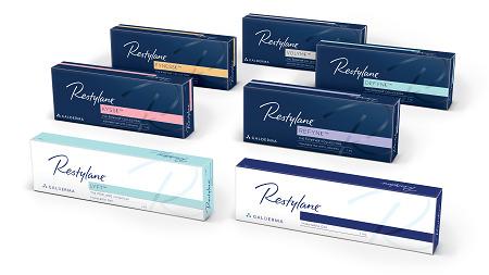Restylane®, největší řada vstřebatelných výplní