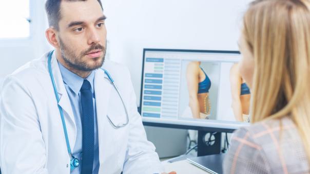konzultace s lékařem