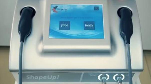 Radiofrekvenční přístroj ShapeUp! pro omlazení pleti. (foto: archiv ShapeUp!)