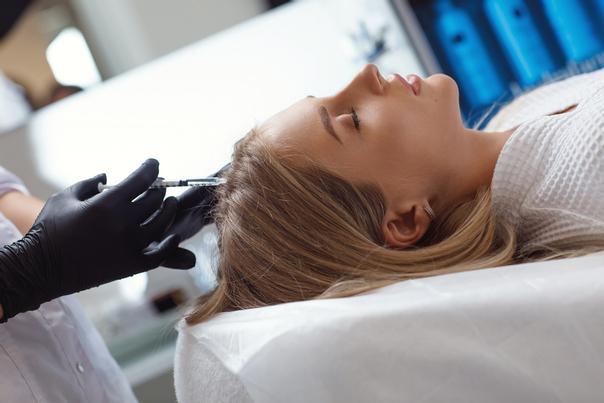 Výsledky léčby vypadávání vlasů pomocí plazmaterapie