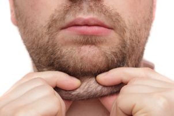 Komplikace při nedůsledné rekonvalescenci po liposukci brady