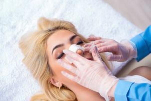 Po plastické operaci nosu