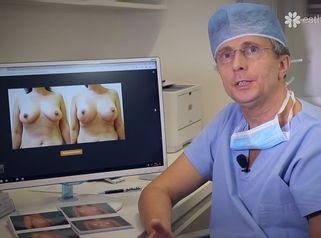 Jak pečovat o jizvy po modelaci prsou?