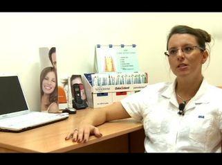 Lenka Madejová, Dis., dentální hygienistka