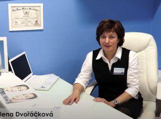 MUDr. Alena Dvořáčková - specialistka na estetickou dermatologii