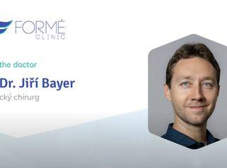 Meet the doctor: MUDr. Jiří Bayer