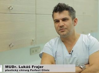 Operace horních víček Perfect Clinic