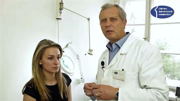 Plastika nosu: Jak provádět tlakovou masáž?